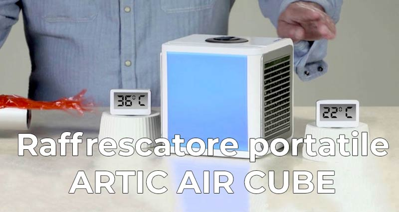 condizionatore Artic Air Cube